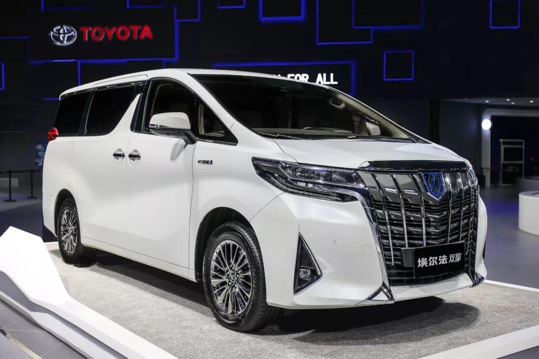 看着新车的阵势 为丰田的诚意打几分?