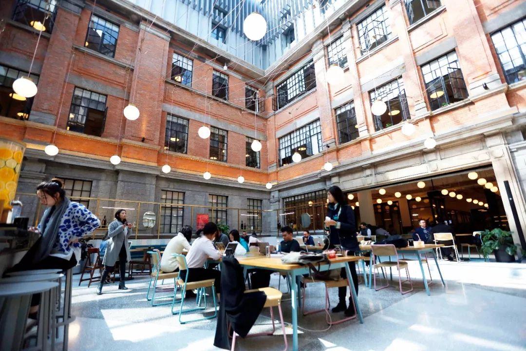 上海适合什么创业项目_共享办公龙头WeWork拟上市 或成全球溢价最高公司