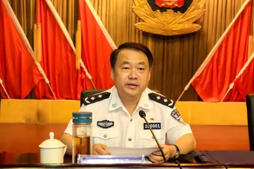 到任市公安局长1个月后 隋汝文任青岛市副市长