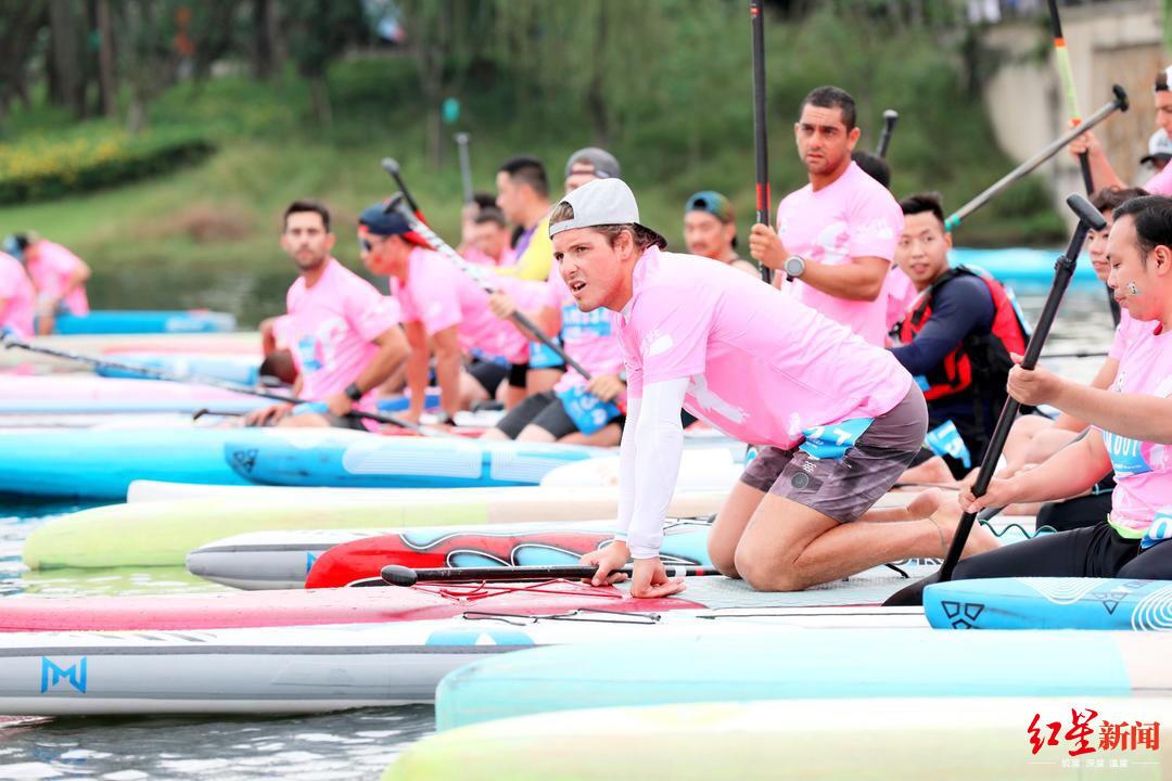 成都又添一重磅国际赛事——总奖金2万欧元的SUP桨板赛来了