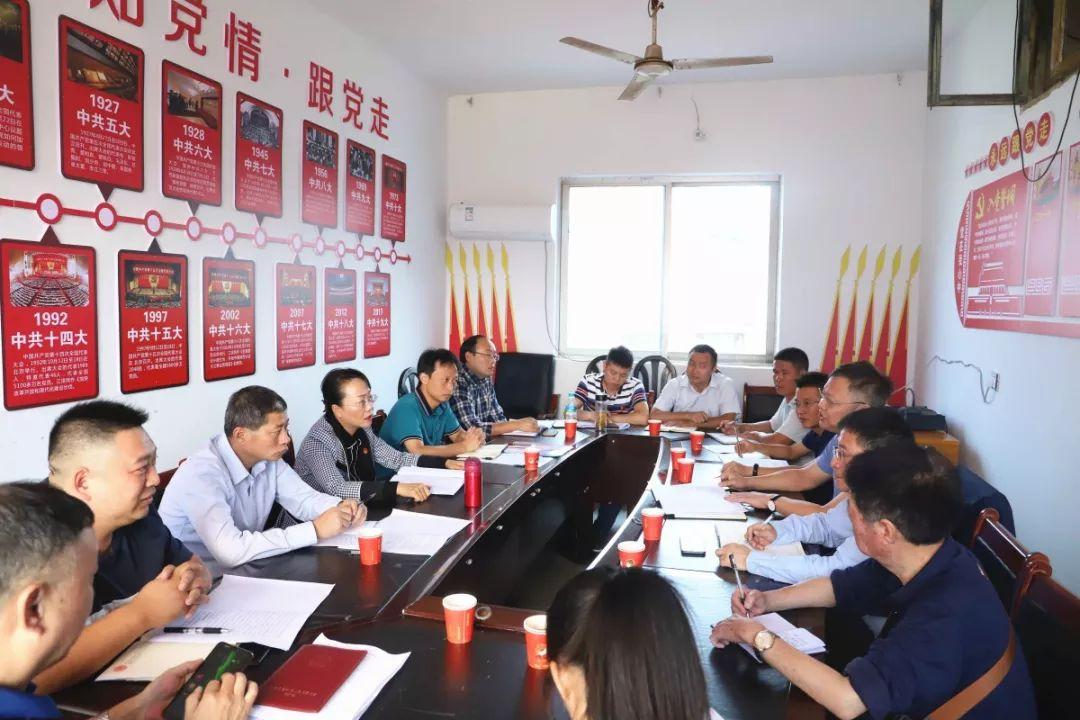 罗璇调研主题教育 强调要加强基层党组织建设解决基层实际困难