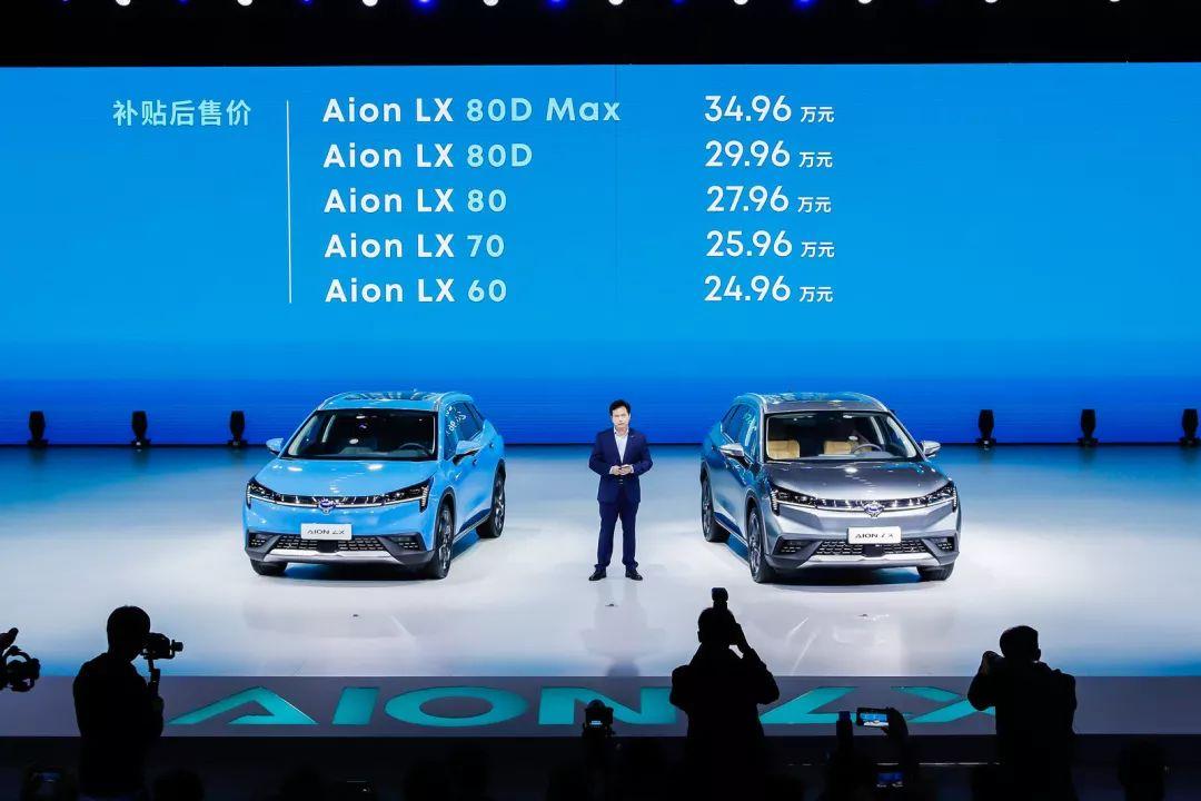 谁给的广汽新能源自信,让Aion LX卖到30万块?
