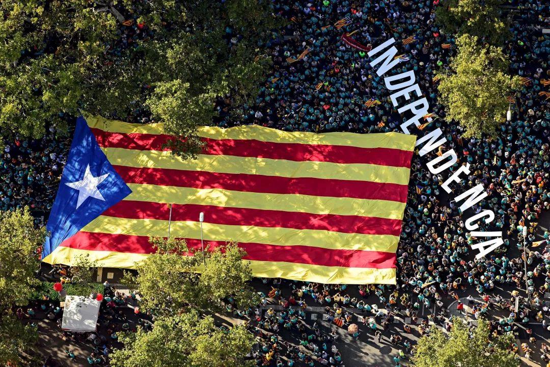 <b>西方对香港的双标 西班牙人先反应过来了|暴力|示威</b>