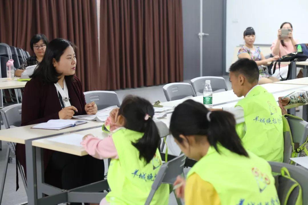 羊城晚报学生记者媒介素养课程第二讲! 采访实践,走访知名企业