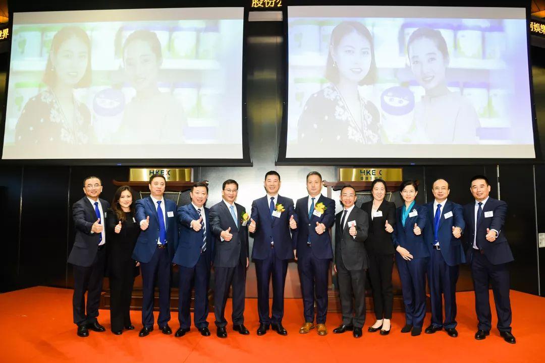 中国飞鹤今日上市!成港交所历史上首发市值最大的乳品企业