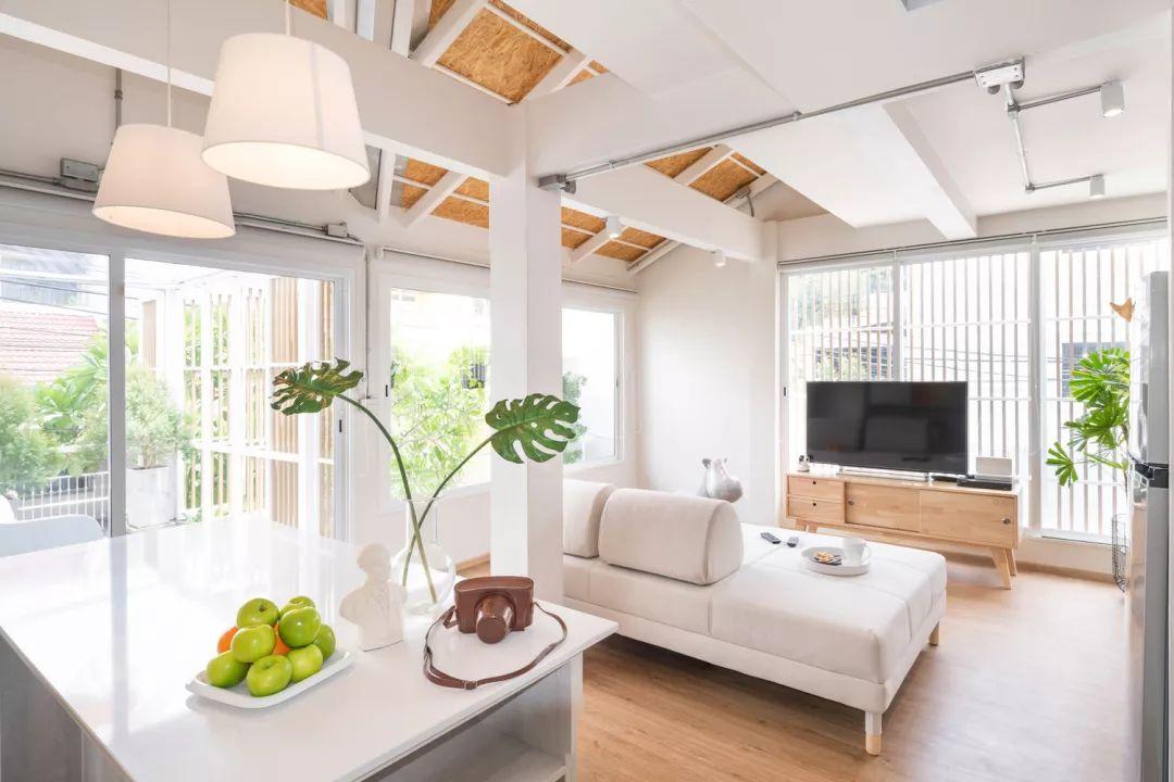 灵感家 | 曼谷200㎡二合一住宅