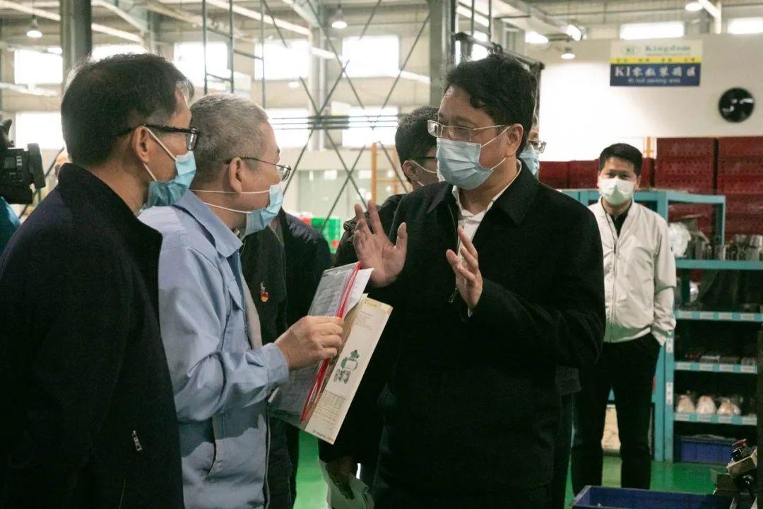宁德市委书记郭锡文:因时因势施策 推动高质量发展