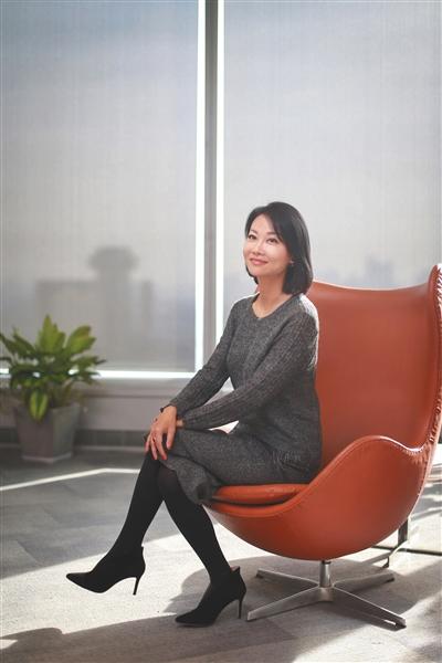BAI创始及管理合伙人龙宇。 新京报记者 彭子洋 摄