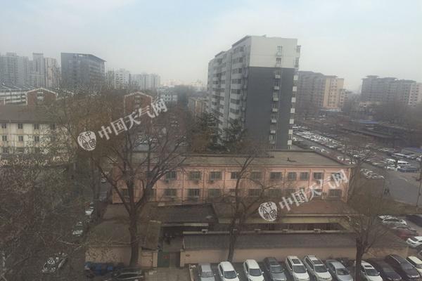 今天北京多地遭重度污染 夜间冷空气到访扩散条件转好