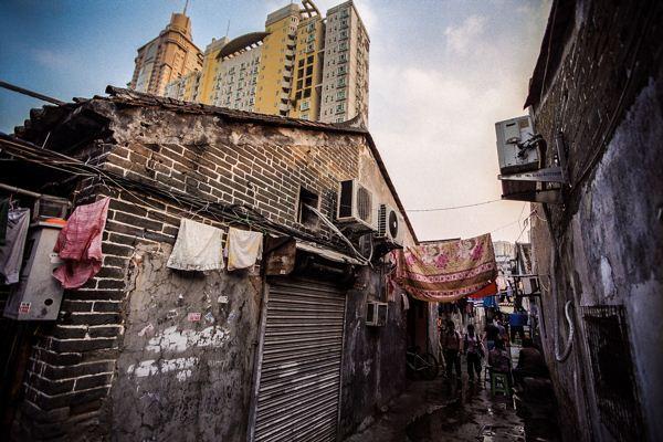 深圳城中村改造推动房租大涨 科技公司或要被迫搬走