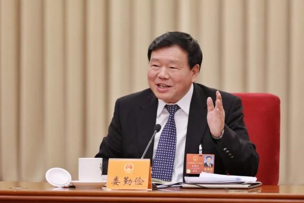 江苏省委书记娄勤俭 中国经济周刊 资料图