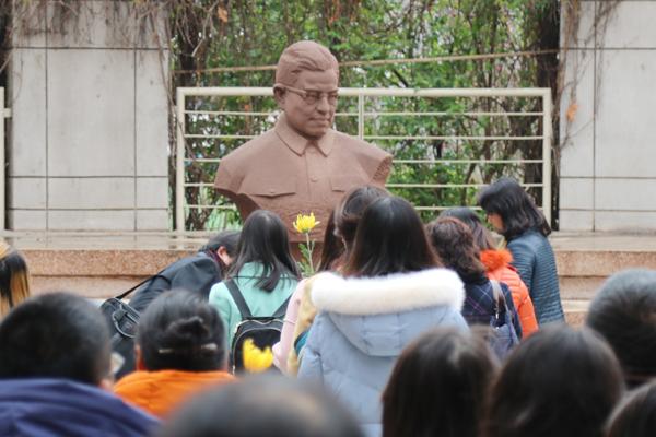 诗人查良铮(穆旦)诞辰一百周年,南开大学举办纪念活动