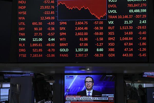 哈继铭谈中美贸易冲突:美国的软肋不在货物贸