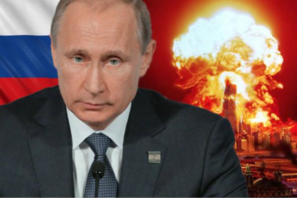 前苏联老兵认为,美俄之间的核大战将不可避免。(图片来源:《每日星报》)