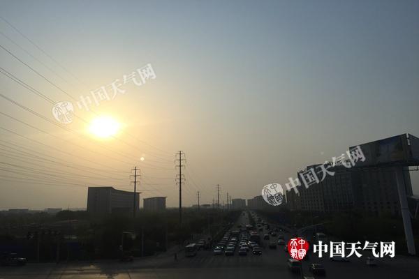北京晴暖持续最高温将升至25℃ 气象扩散条件转差静听非闲扣