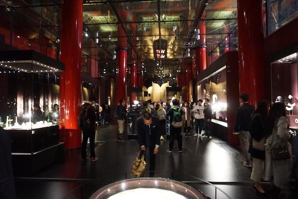 """""""铭心撷珍——卡塔尔阿勒萨尼收藏展""""于北京故宫博物院午门和西雁翅楼展厅开展"""