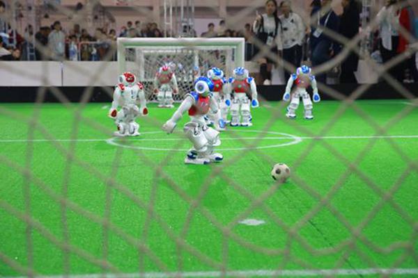 机器人伪命题:人类将向机器人讨饭、中国已领先全球
