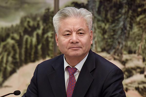 江西省政协主席姚增科已