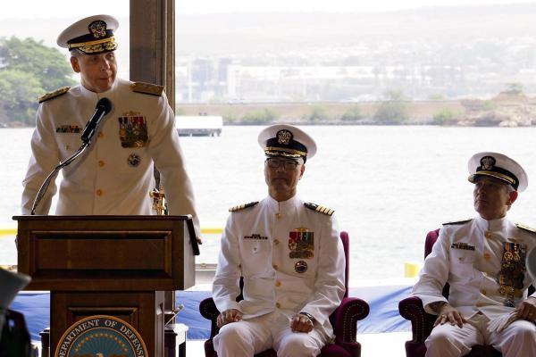 美太平洋司令部更名印太司令部 深化与印太盟友关系