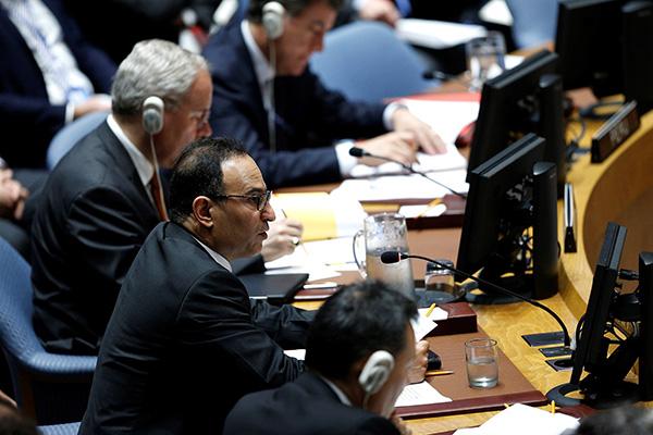 科威特在联合国挑战美国立场:以方应对加沙冲突负责
