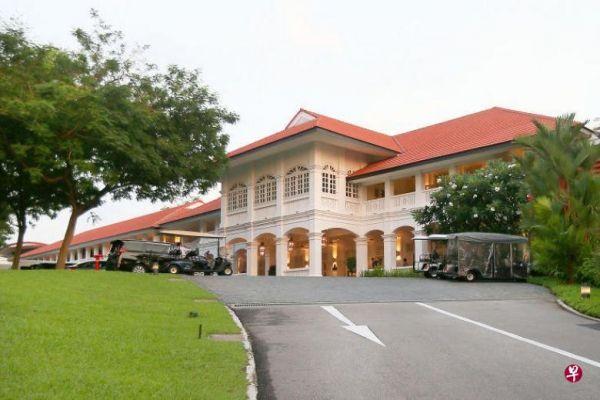 """资料图:""""特金会""""将在圣淘沙卡佩拉酒店举行。(新加坡《联合早报》)"""