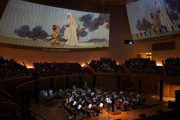 夏季音乐节|幕后:交响电影音乐会《天书奇谭