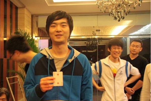 国选赛冠军wulin。(来源:百度)