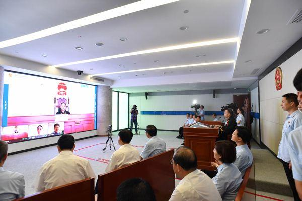 北京广州增设互联网法院 更注重管辖权创新