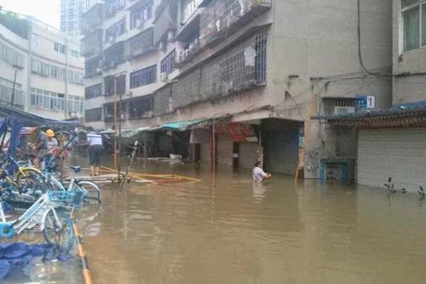 四川强降雨再起 绵阳成都等多地周末有大到暴雨