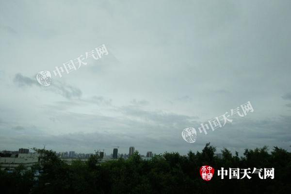 热带低压登陆海南 广东海南等地有暴雨或大暴雨