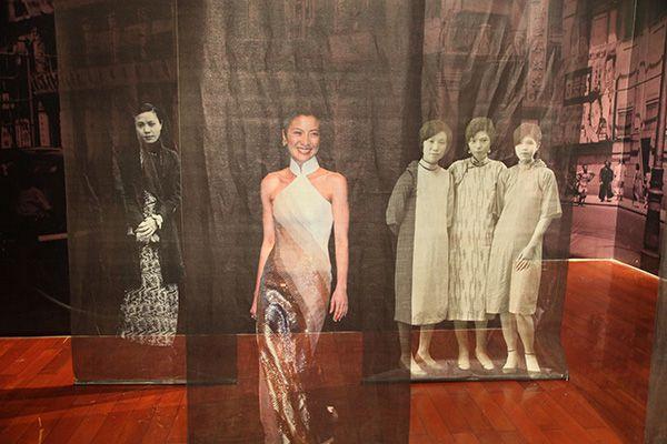 从长衫看中国女性服饰文化变迁