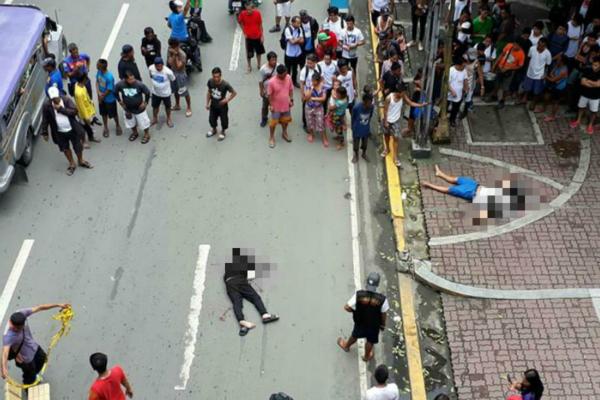 两中国公民在菲律宾街头遭枪击,2017神龙汽车6月销量一人当场死亡一人送吃什么东西养生皮肤好医后身亡