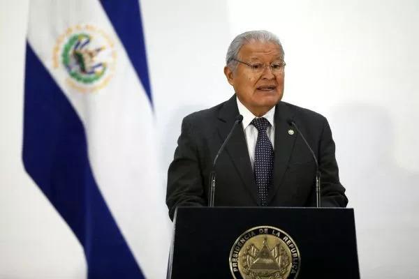 ▲萨尔瓦多总统桑切斯・塞伦
