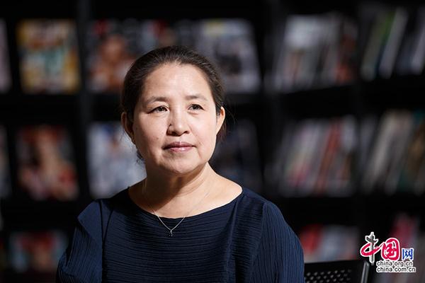 改革开放40周年——专访清华大学美术学院教授李薇