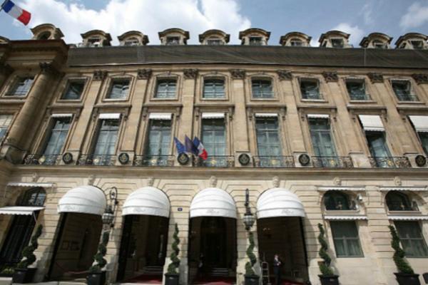 图为巴黎丽兹酒店(图:Getty Images资料图)