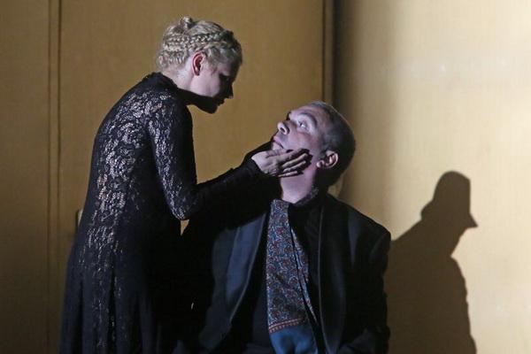 罗马尼亚锡比乌国家剧院《俄狄浦斯》