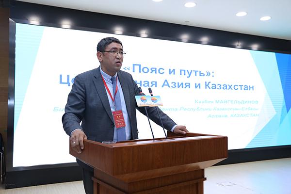 """哈萨克斯坦专家:""""一带一路""""助哈发挥中亚交通枢纽国潜能"""