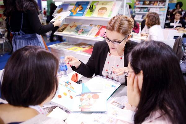 上海国际童书展318场活动,打造