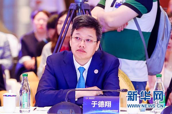 于德翔:新能源产业将成为经济发展的新引擎