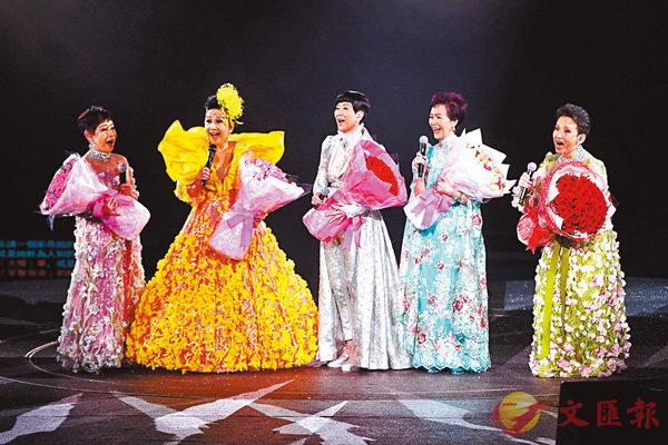 入行60年演藝騷   創下「嘉賓之最」  家燕姐被催婚  「五公主」竟反對