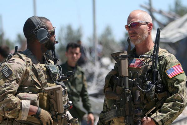 库尔德人呼吁美军别撤 并希望150