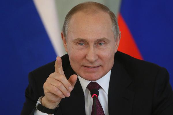 俄罗斯外交官迎来节日 普京给他们定了这些目标