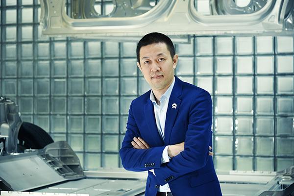 蔚来汽车创始人、董事长李斌 视觉中国 资料图