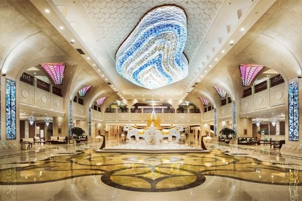 告庄西双景住宿业态升级 湄公河景兰大酒店即将开业