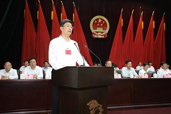 孙勇当选黄山市市长 此前曾任安徽省外办主任