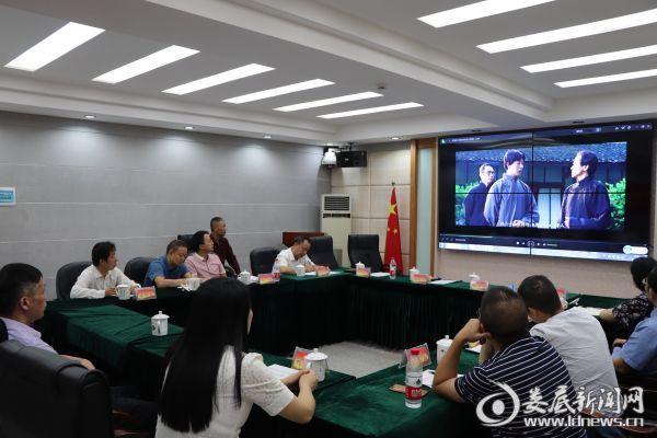 娄底市社科界庆祝新中国成立70周年暨主题教育座谈会召开
