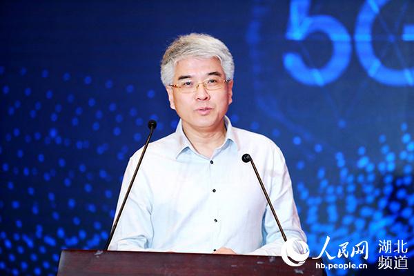 人民网总编辑罗华:5G为智慧城市赋能 实现普惠生活
