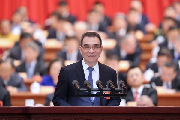 北京大学新结构经济学研究院院长林毅夫(姚大伟 摄)