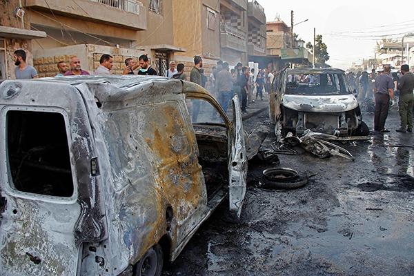 """土耳其""""和平喷泉""""行动打开""""潘多拉魔盒"""":越狱、恐袭,ISIS借势复活?"""