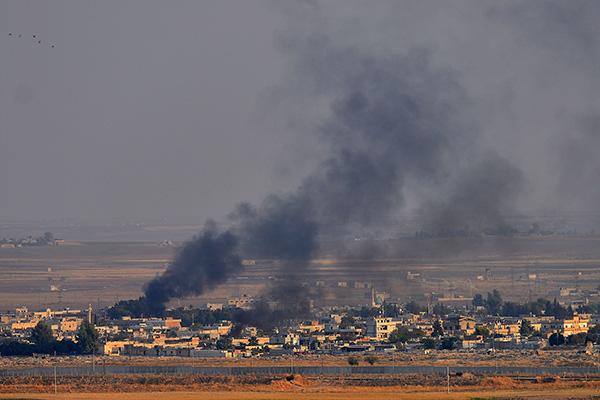 土耳其用兵叙利亚北部 可能反令